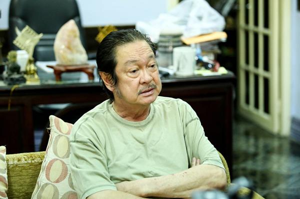 Chánh Tín: Tôi từng là đại gia, giờ chỉ mong đủ ngày hai bữa