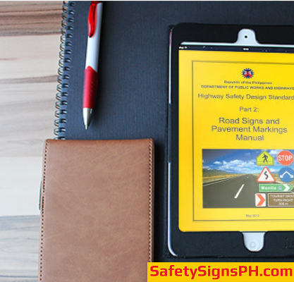 Road Signs & Pavement Markings Manual Ebook