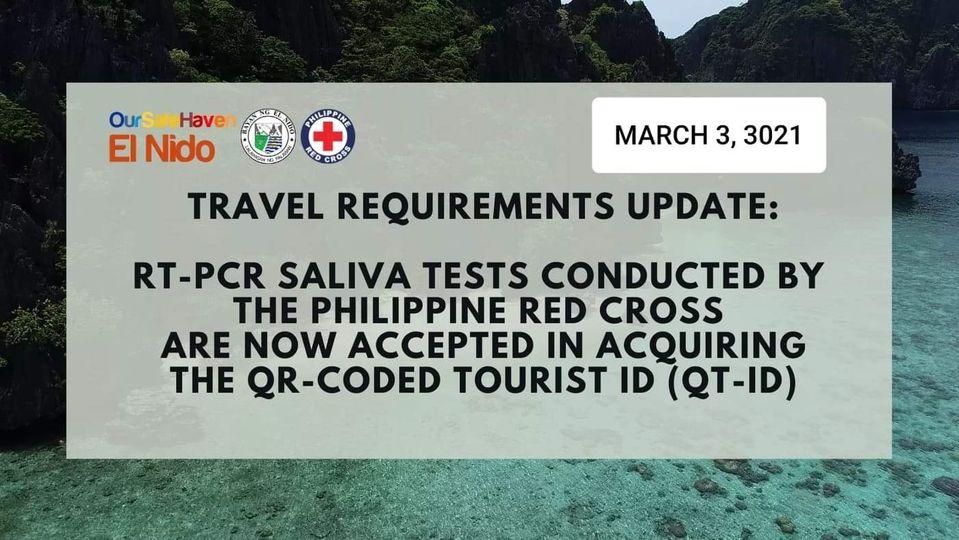 El Nido Palawan Travel Requirements