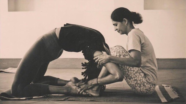 Interview with Shashikala, Ashtanga Yoga Teacher in Mysore