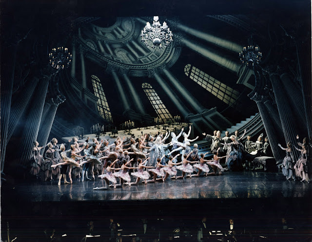 Tchaikovsky: Sleeping Beauty - designed by Maria Björnson - Royal Ballet
