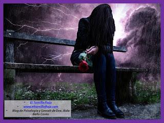 Dra. Aída Bello Canto, Psicologia, Gestalt, Emociones, Desamparo emocional
