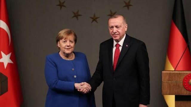 Μέρκελ σε Ερντογάν: Οι Έλληνες δεν αστειεύονται