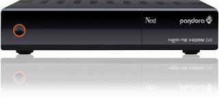 Next Pandora HD 300E yazılımı
