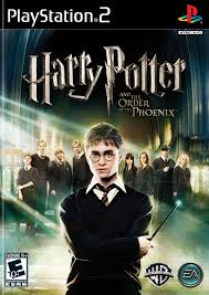 Harry Potter e a Ordem da Fênix PS2 Torrent