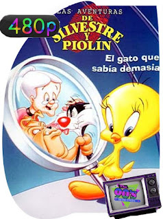 Las aventuras de Silvestre y Piolín [1995] Temporada 1 [480p] Latino [GoogleDrive] SilvestreHD