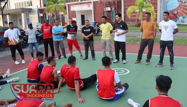 Ketum KONI Aceh Timur : Atlet Sepak Takraw Persiapkan Diri Secara Maksimal Menuju Pra PORA