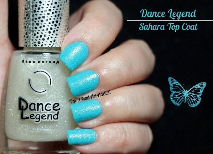 Dance Legend // Sahara Top Coat