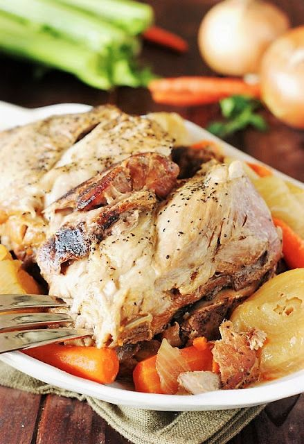 Stovetop Pork Roast Recipe