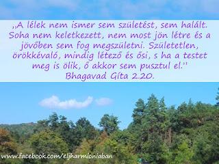 #bg #idézet #lélek #halhatatlan #örökkévaló #Bhagavadgíta  #test #jóga