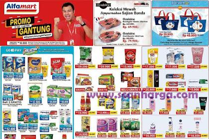Promo Alfamart Gajian Untung (Gantung) 25 - 31 Juli 2019