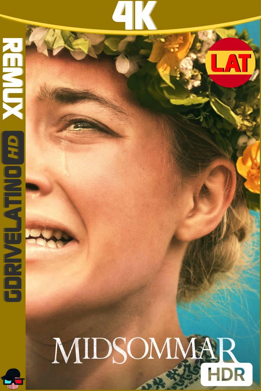 Midsommar (2019) BDRemux 4K HDR Latino-Ingles MKV