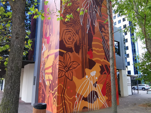 Canberra Street Art   George Rose