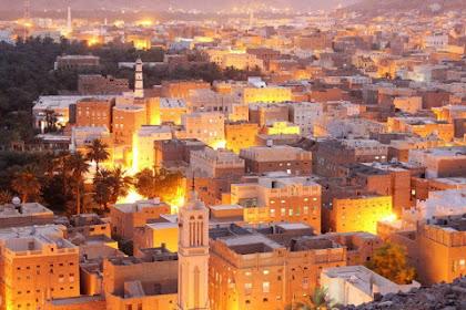 Keistimewaan Kota Tarim - Hadromaut