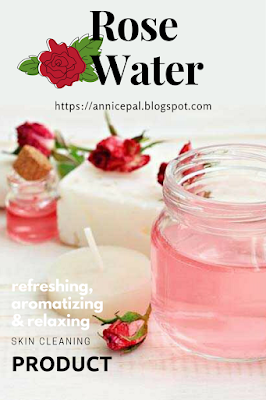 Skin Care Product Rose Water