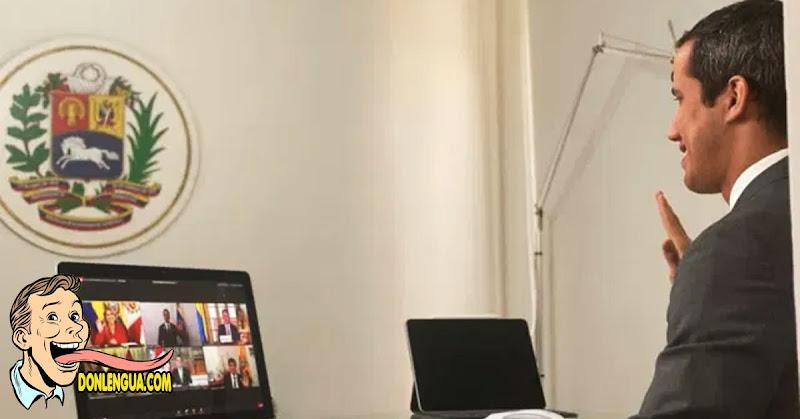 Guaidó anuncia integración de Venezuela a la Comunidad Andina de Naciones