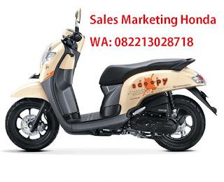 [SOLO] Kredit Motor Honda DP Murah Surakarta
