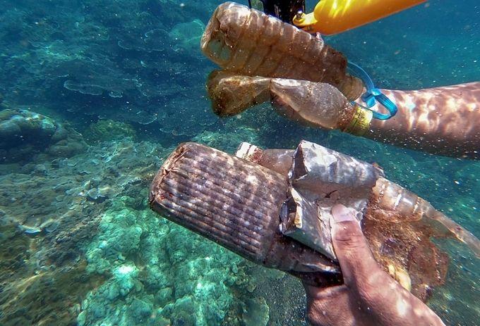 Lixo marinho preocupa Organização Marítima Internacional
