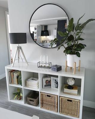 5 Model Cermin Hias Ruang Tamu Minimalis