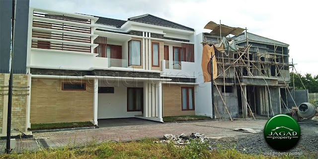 Cluster Exclusive dekat UGM jalan Kaliurang Km 8