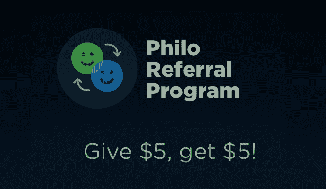 Philo Referral Program