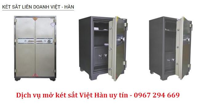 Dịch Vụ Sửa Khóa Két Sắt Việt Hàn- thợ khóa 10 năm kinh nghiệm