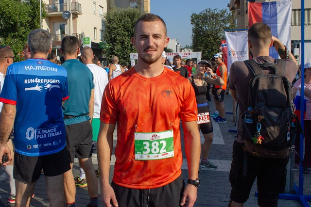 Erolu Pepiću 2.mjesto na takmičenju Trke zadovoljstva na 8 km