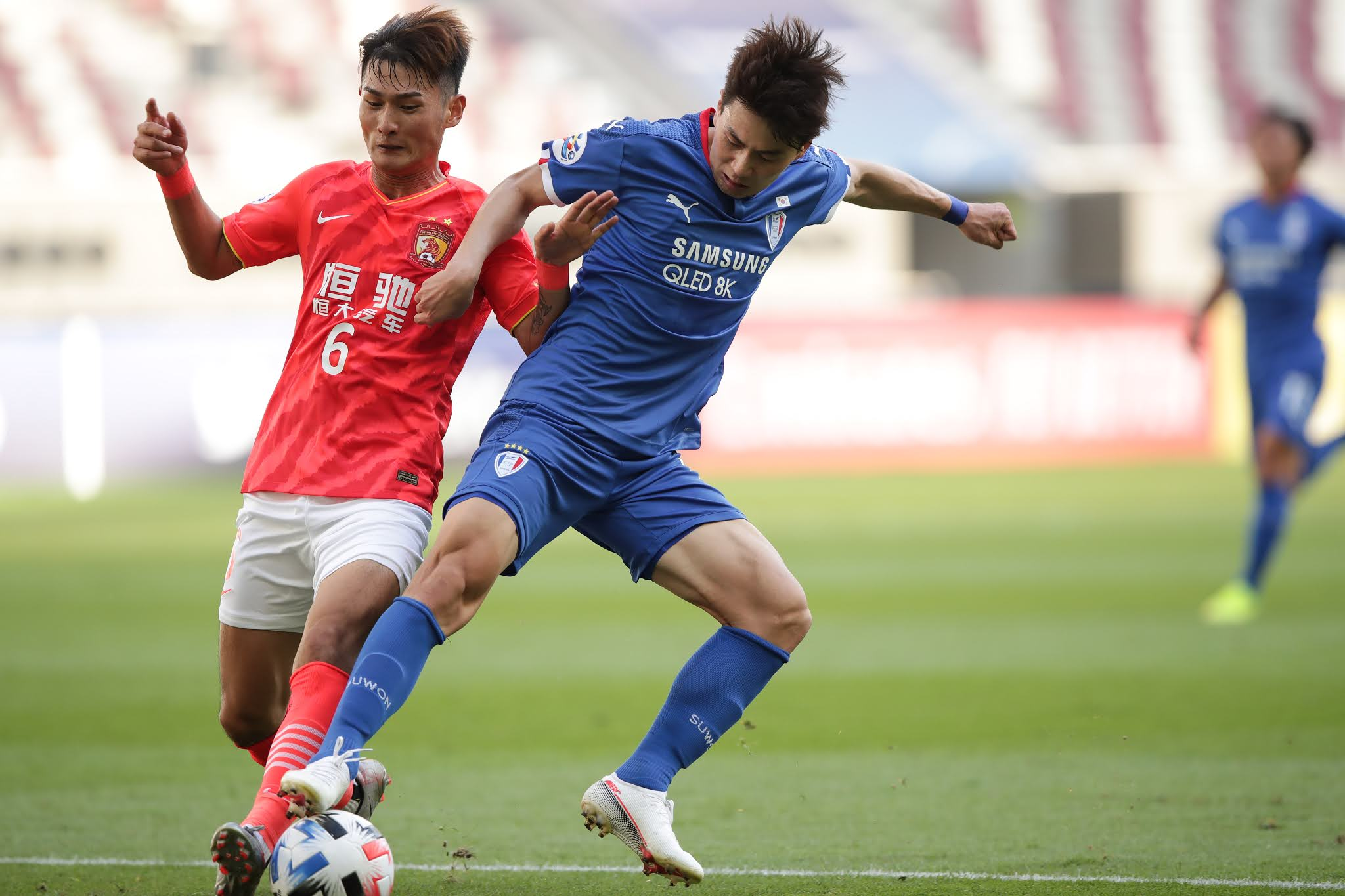 Guangzhou Evergrande vs Suwon Samsung Bluewings