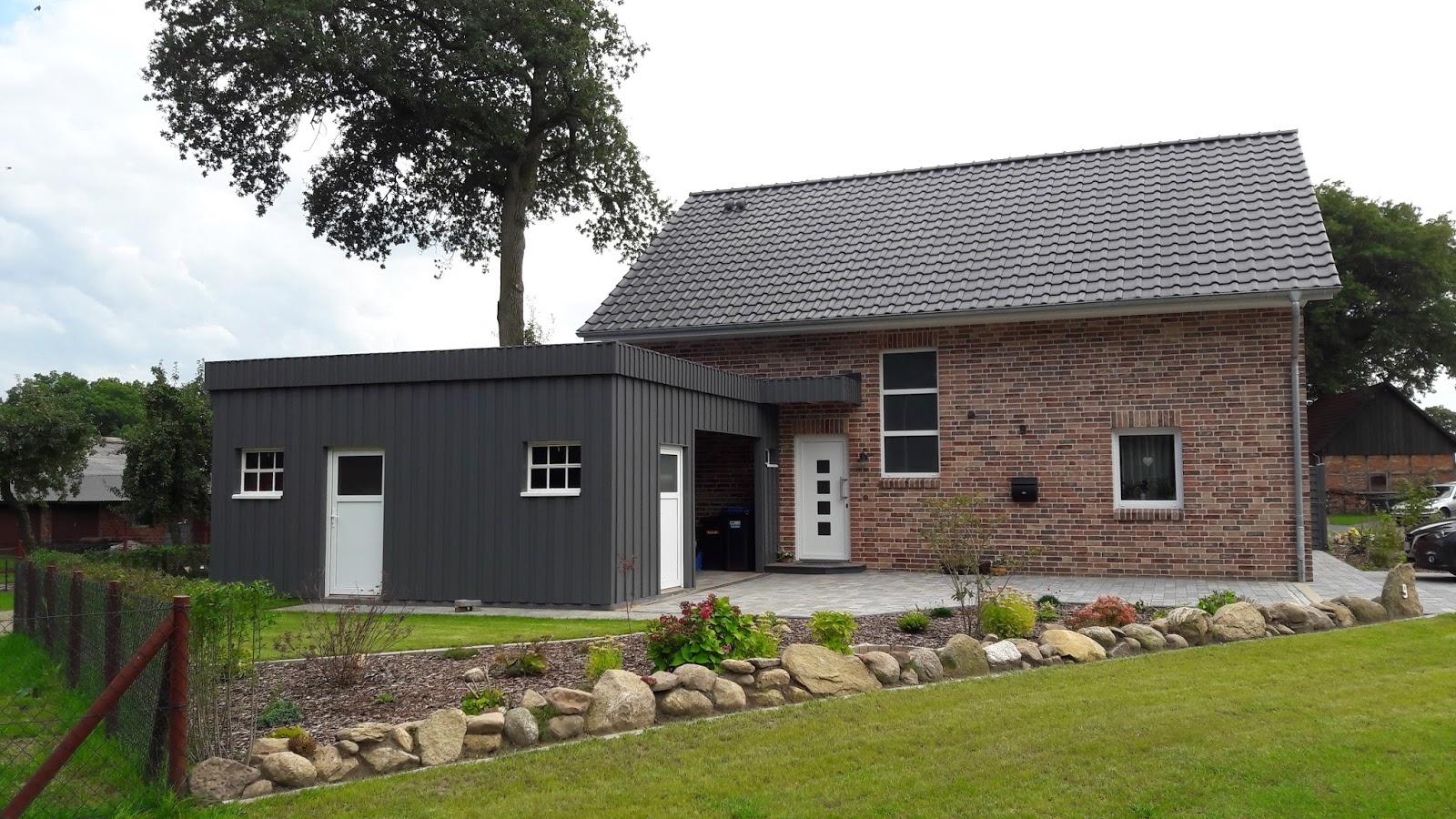 ein traumhaus f r familie s step by step zum carport 6 streichen. Black Bedroom Furniture Sets. Home Design Ideas