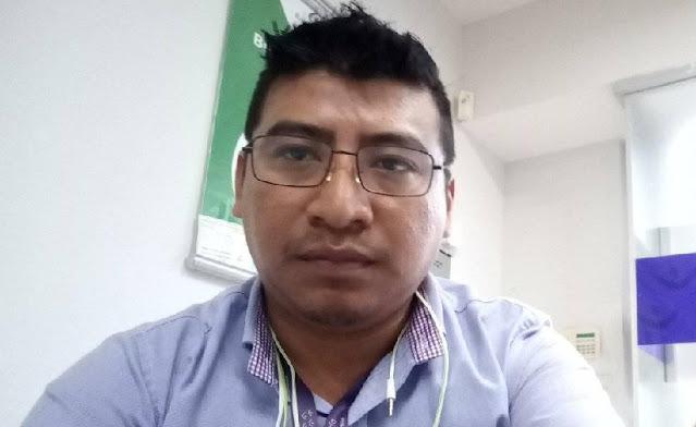 Noé, de 34 años, tiene cáncer de riñón y necesita 150 mil pesos para su operación