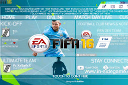 Download FTS 15 Mod Fifa Ultimate Team 16