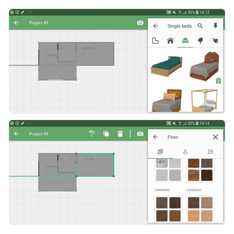Panduan Cara Membuat Desain Rumah Di Hp Android Isidompet Online
