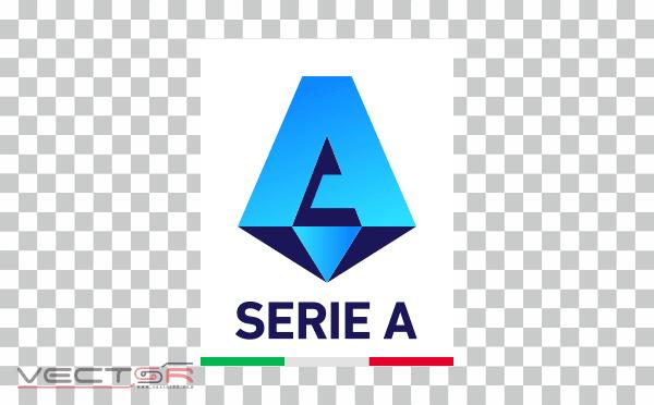 Serie A (2021) Logo - Download .PNG (Portable Network Graphics) Transparent Images
