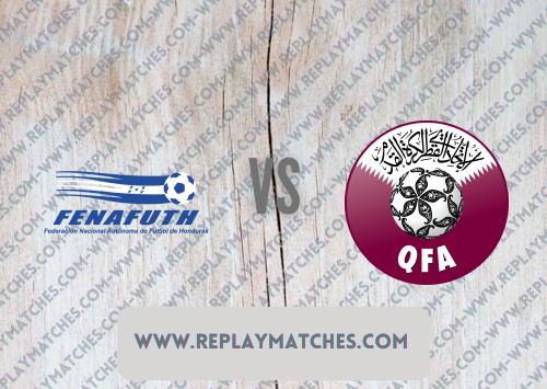 Honduras vs Qatar -Highlights 21 July 2021