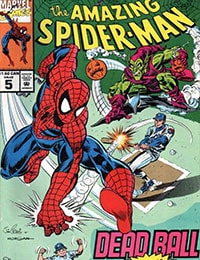 The Amazing Spider-Man: Deadball