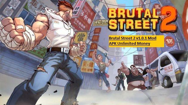 Brutal Street 2 v1.0.1 Mod APK Unlimited Money