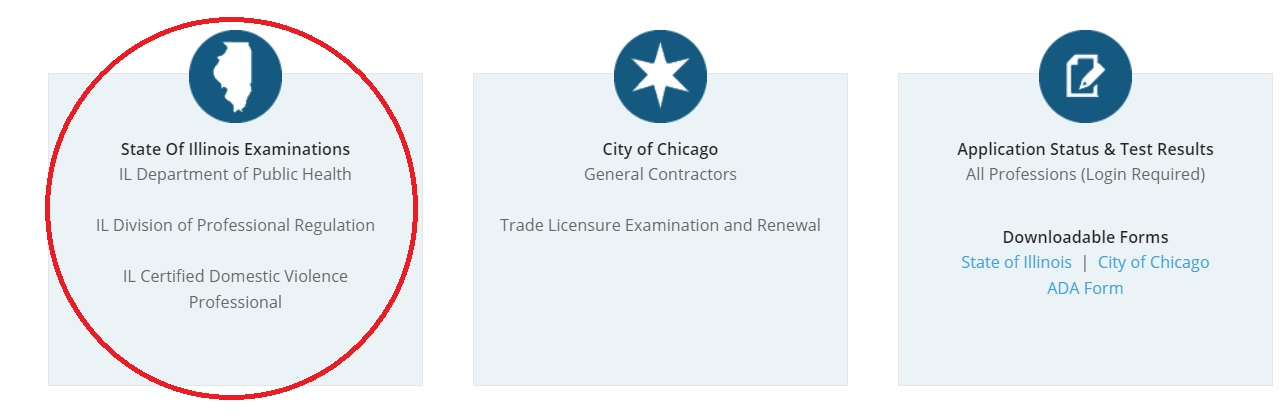 DIY Step-by-Step Procedure: Illinois NCLEX Application for