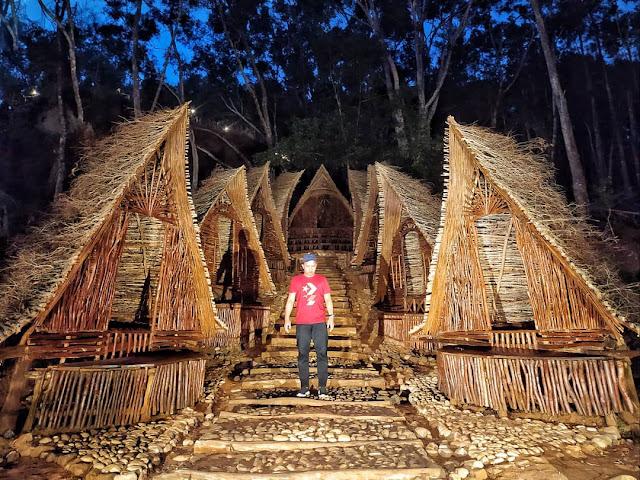 Wisata Malam Seribu Batu Songgo Langit Jogja