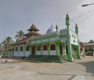 Makam KH. R. Abdul Fattah  terletak di sebelah barat Masjid Sigedong, demikian pula masjid dan bekas komplek pondok peninggalan beliau