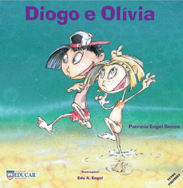 Diogo e Olívia - Patrícia Secco