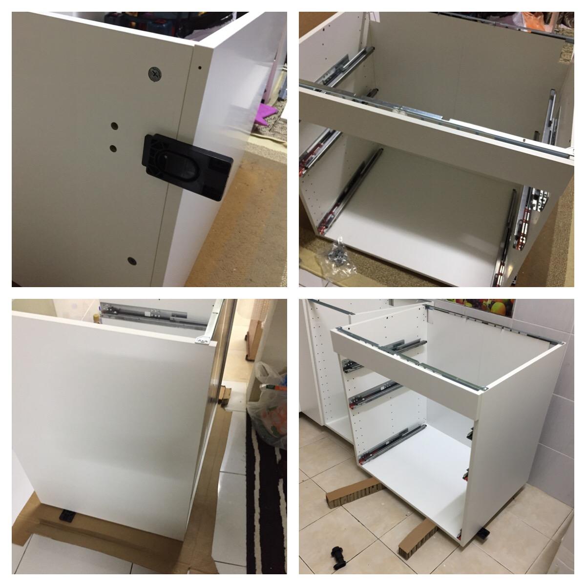 Pasang Kabinet Dapur Ikea Part 2 Padinrose Tips Hobi Dan Motivasi