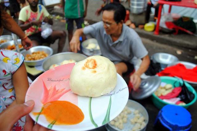 Chinese Breakfast in Kolkata