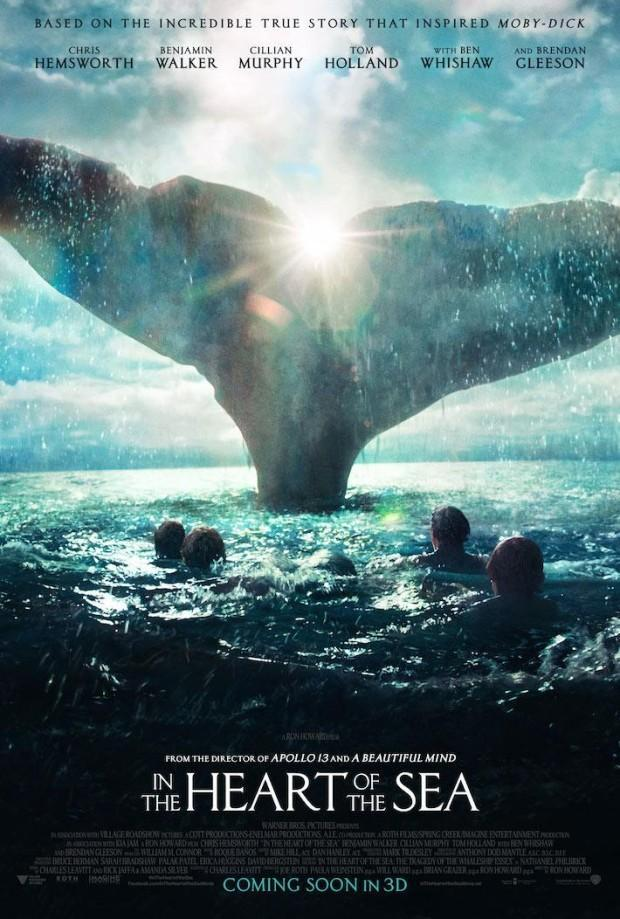 Download In the Heart of the Sea (2015) Full Movie in English Audio BluRay 720p [1GB]