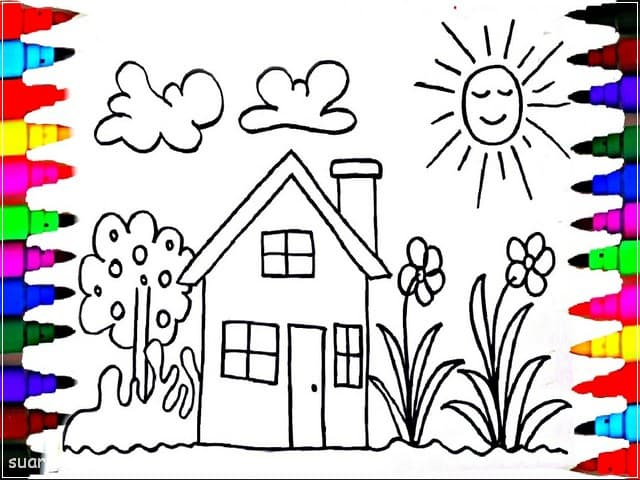 صور اطفال - رسومات اطفال 1 | Children Photos - Children drawings 1