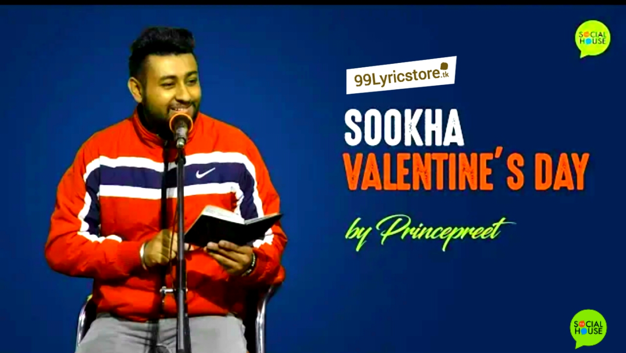 Sookha Valentines Day Poetry - For Singles Only | Prince Preet | The Social House Poetry, prince preet poetry, Sookha Valentines Day lyrics poetry, Shayari, Poetry, Valentines day special, यकीन है हर बार की तरह  ये वेलेंटाइन भी सुखा ही जाएगा,