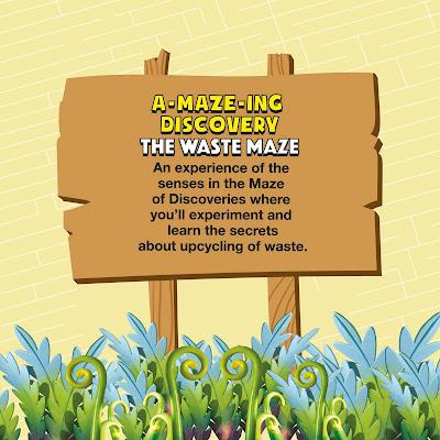 Berjaya Times Square Theme Park The Waste Maze