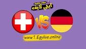 نتيجة مباراة سويسرا وألمانيا اليوم بتاريخ 06-09-2020 في دوري الأمم الأوروبية