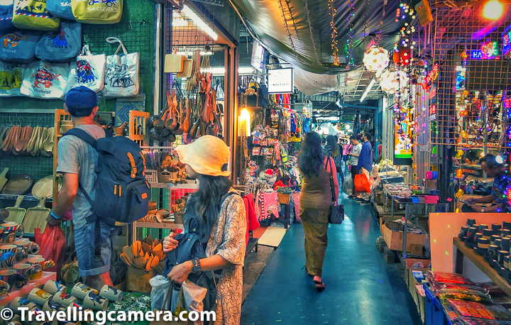There is a Metro station just outside Chatuchak Market, so if you are close to Metro station in Bangkok, your commute can be super easy and comfortable. Bangkok Metro is usually crowded but reliable in terms of time and air conditioned.     Related Blog-post : Top 10 things to do & Travel Hacks for Chiang Mai City of Thailand