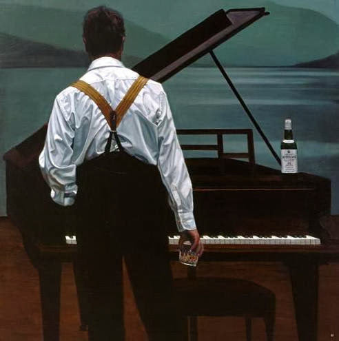 Iain Faulkner | Scottish Figurative Painter | Solitude