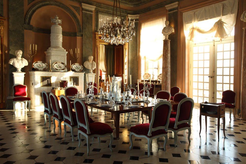 Quot Tweedland Quot The Gentlemen S Club Jacques Garcia Chateau